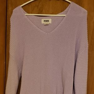 Victoria secret pink heritage sweater